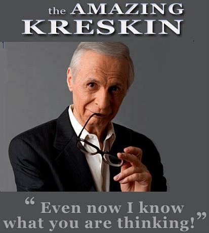 The Amazing Kreskin