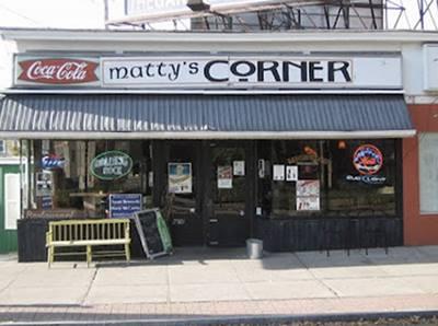 Matty's Corner