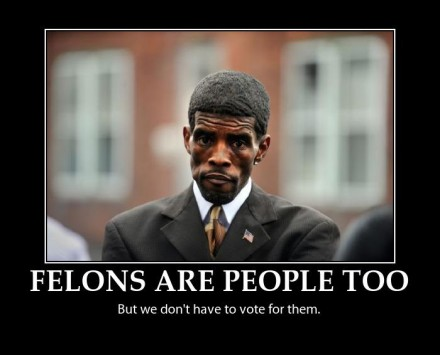 Newton felon photo