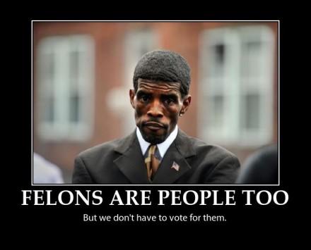 Newton felon photo