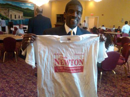 Ernie Newton