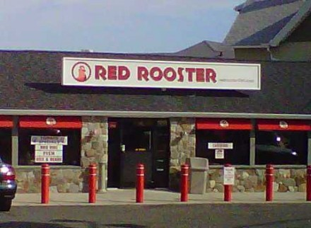 Red Rooster deli