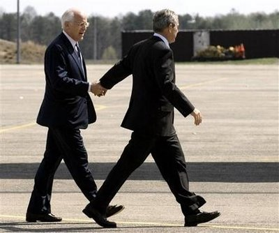 Shays and Bush