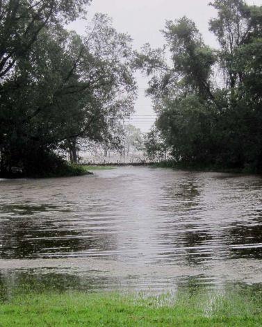 South End flooding
