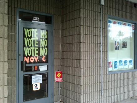 Vote No/Yes