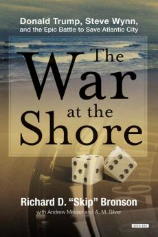 """The War at the Shore"" cover"